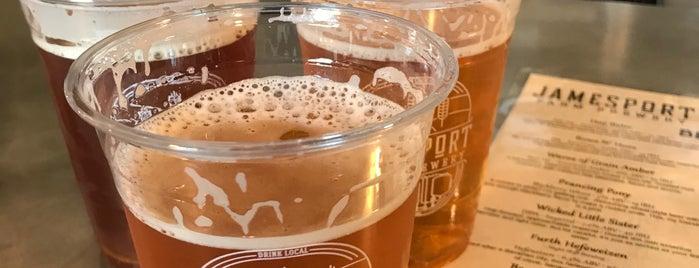 Jamesport Farm Brewery is one of Around New York.