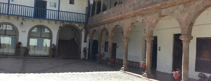 Museo Histórico Regional del Cusco is one of Locais salvos de Fabio.