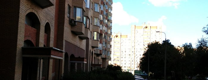 ЖК Царское Село is one of Gespeicherte Orte von Brunold.
