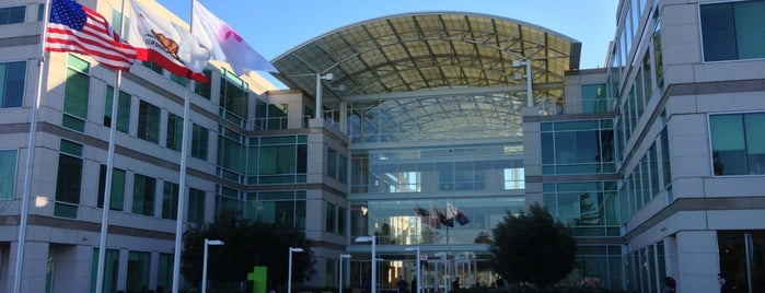 Apple Inc. is one of Silicon Valley Companies.