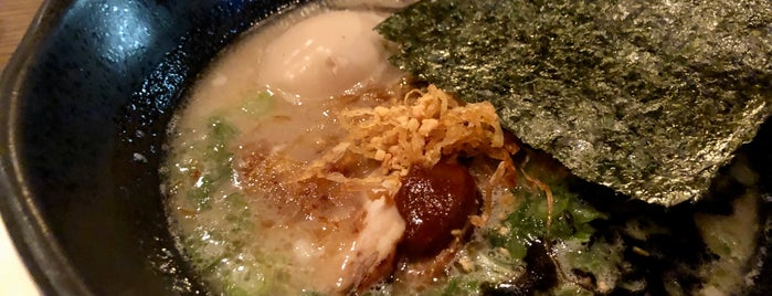 Jinya Ramen Bar is one of Vancouver.