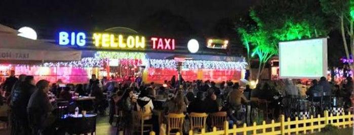 Big Yellow Taxi Benzin is one of Dilruba : понравившиеся места.