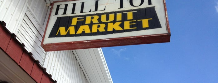 Hill Top Fruit Market is one of Priority date places.