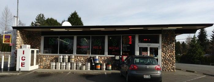 Norm's Market - Keg & Bottle Shop is one of FT4.