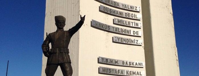 Metristepe Zafer Anıtı ve Şehitliği is one of Umut : понравившиеся места.