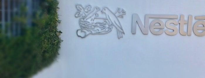 Nestlé Ελλάς is one of Evaさんの保存済みスポット.
