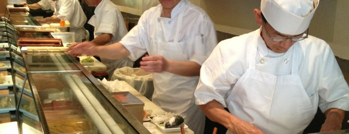 Matsuhisa is one of Jonathan Gold's 101 Best Restaurants.