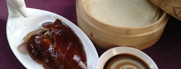 Duck de Chine is one of Beijing.