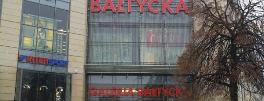 Galeria Bałtycka is one of Lieux qui ont plu à Patrick.