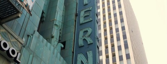 The Wiltern is one of What should I do today? Oh I can go here!.