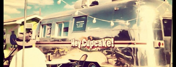 Hey Cupcake! is one of ATX Bucket List.