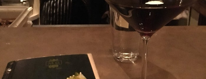 Ruffian Wine Bar & Chef's Table is one of Prosume Manhattan.