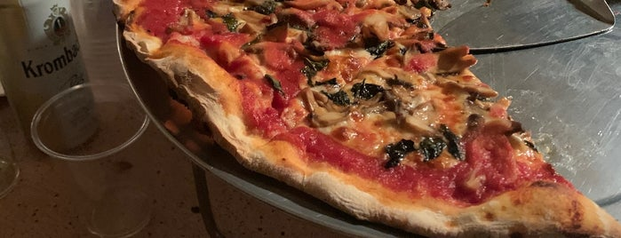 The Original Tacconelli's Pizzeria is one of Philly Recs.