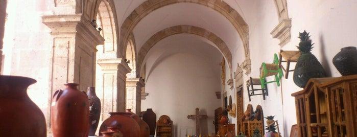 Casa de las Artesanías is one of Aldo: сохраненные места.