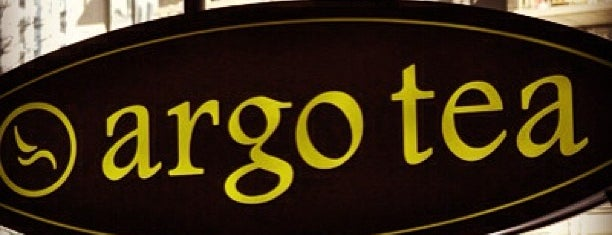 Argo Tea is one of Tea.