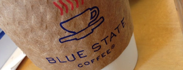 Blue State Coffee is one of Boston.