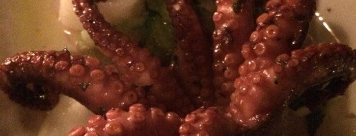 Sauce Restaurant is one of Garett 님이 좋아한 장소.