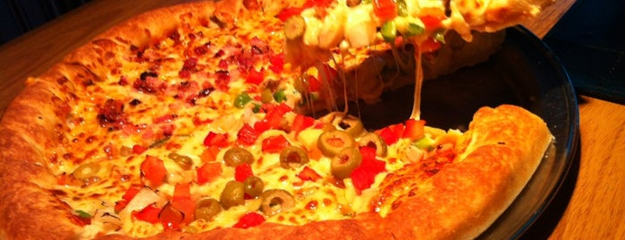 Mr. Texas Pizza Pan is one of Jullia 님이 저장한 장소.