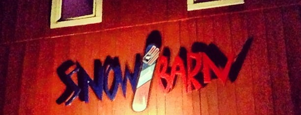 The Snow Barn is one of Ski trips.