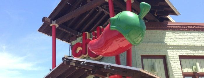 Chili's Grill & Bar is one of Locais curtidos por Kim.