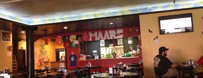 MAAR's Pizza & More is one of G'ın Kaydettiği Mekanlar.