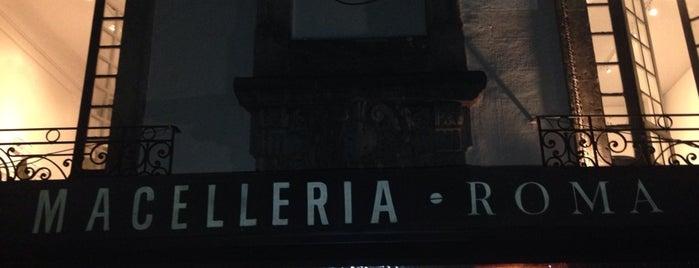 Macelleria is one of MÉXICO.