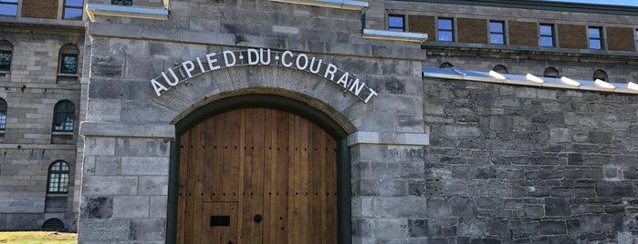 Centre d'exposition La Prison-des-Patriotes is one of Musées Montréalais.