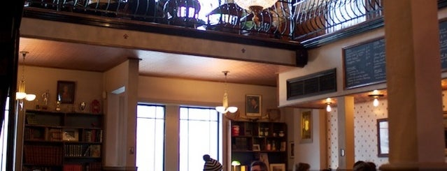 Salon de thé Cardinal / Cardinal Tea Room is one of **Montréal**.