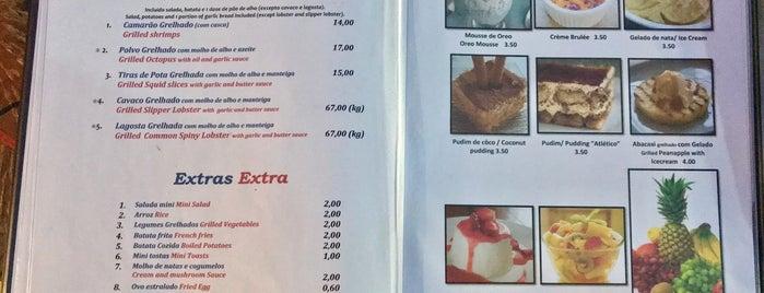 Restaurante Atlético is one of Marina : понравившиеся места.
