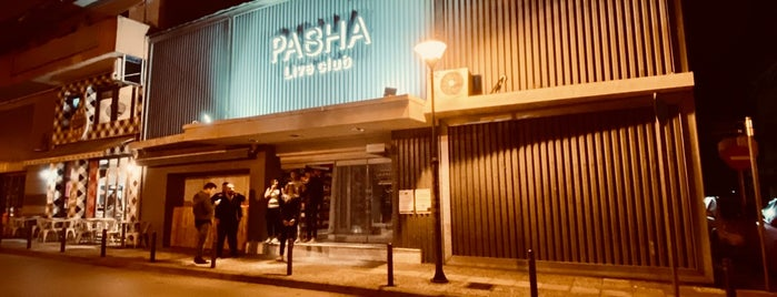 Pasha Live Club is one of Peteさんのお気に入りスポット.