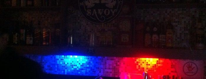 Savoy Rock Bar is one of pub.