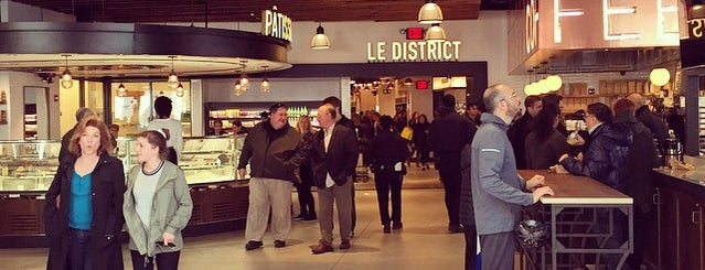 Le District is one of NYC.
