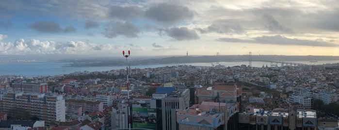 Amoreiras 360º Panoramic View is one of I V A N 님이 좋아한 장소.