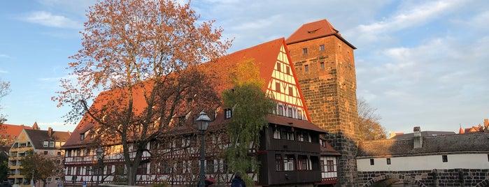 Weißgerbergasse is one of Nürnberg.