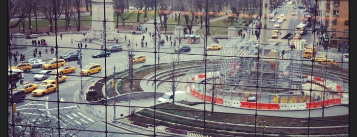 The Shops at Columbus Circle is one of City Guide: New York, New York.