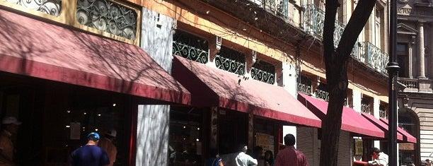 Café La Pagoda is one of Por hacer en DF.