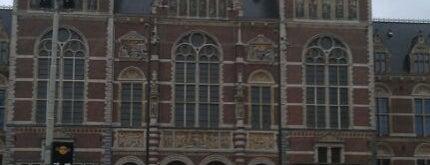Rijksmuseum is one of Monuments ❌❌❌.