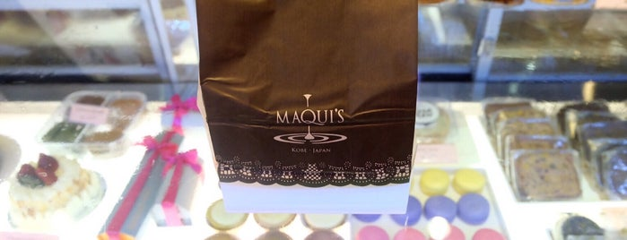 Maqui's is one of Jakarta.