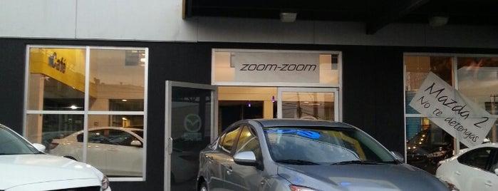 Mazda is one of Orte, die Elda gefallen.