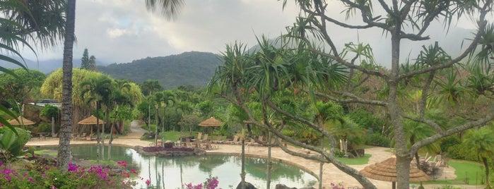 Hanalei Bay Resort is one of Kauai.