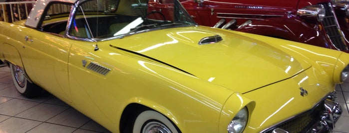Martin Auto Museum is one of Adventure.