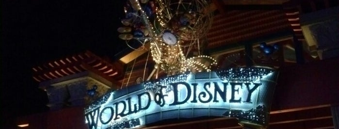 World of Disney is one of New trip - Compras.