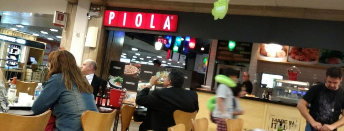 Piola is one of Elisさんのお気に入りスポット.