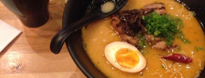 Modan Artisanal Ramen is one of Ramen & Sushi.