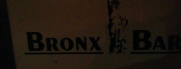 Bronx Bar is one of Houston.
