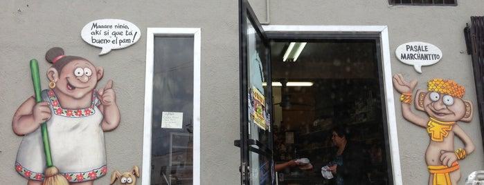 La Flor De Yucatan Catering & Bakery is one of Chris' LA To-Dine List.