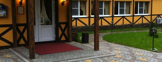 Ресторан «Поляна» is one of Club, restaurant, cafe, pizzeria, bar, pub, sushi.