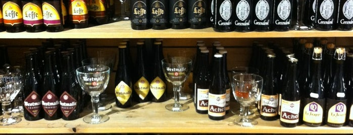 The Bottle Shop is one of Bruges.