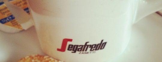 Segafredo Zanetti Espresso is one of Berlin.