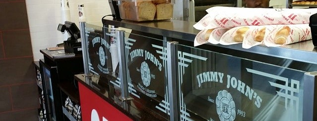 Jimmy John's is one of So Cal.
